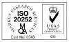 ISO 20252 logo